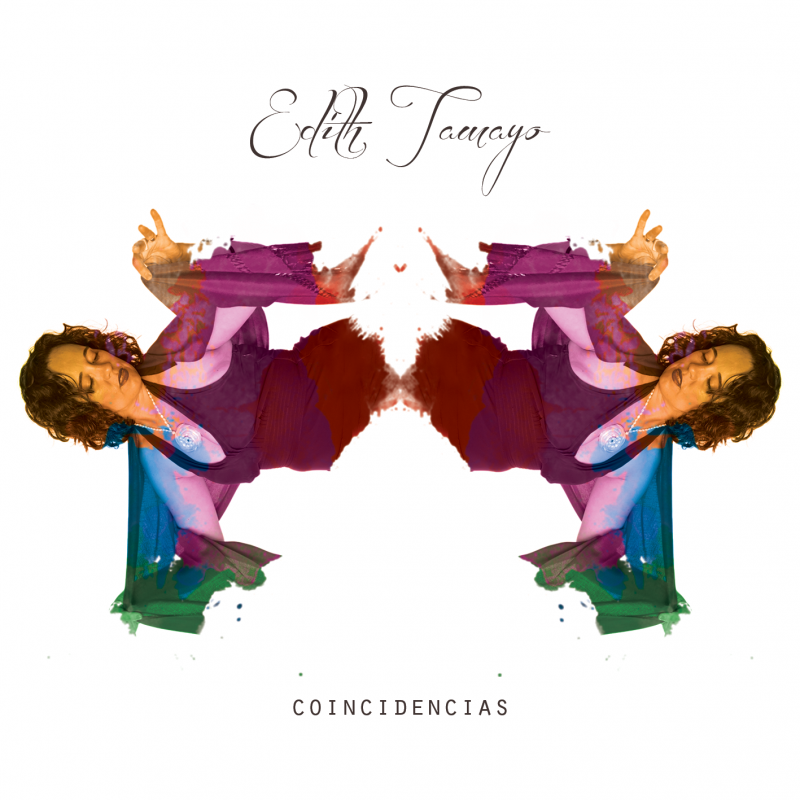 On-going New Album Cover Design for Mexican singer Edith Tamayo